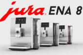 Innovatie van Jura: volautomatische espressomachines Ena 8