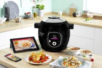 Moulinex Cookeo+ Connect multicooker: Snelle en gemakkelijke maaltijden, stap voor stap.