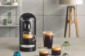 Nespresso lanceert Vertuo, een koffieprimeur van formaat