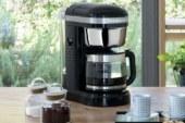 KitchenAid haalt je 's morgens uit bed met de heerlijke geur van koffie