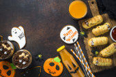 Griezelige gerechtjes voor Halloween