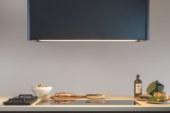 Laat je keuken stralen met de nieuwe Mood dampkap van Novy