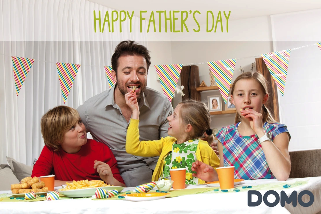 Vaderdagcadeau? Dit zijn DOMO's top cadeautips voor papa's!