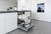 De Adora-vaatwasmachine van V-ZUG: nieuwe functies voor nog meer comfort, verpakt in een mooi design