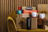 Nespresso inspireert de Kerstman met gloednieuw koffie assortiment