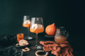 De Halloween cocktail van Schott Zwiesel