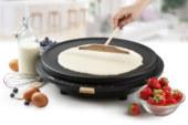 Lichtmis: de lekkerste pannenkoeken op ons bord met DOMO Elektro!