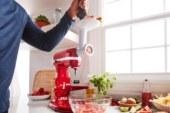 GETEST: Eindeloos culinaire mogelijkheden met de KitchenAid Vleesmolen en Worstenmaker