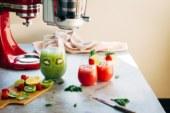 GETEST: Gezonde sappen uit de KitchenAid Slowjuicer