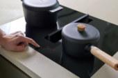 ELICA integreert afzuiging in compacte kookplaat voor kleine ruimtes